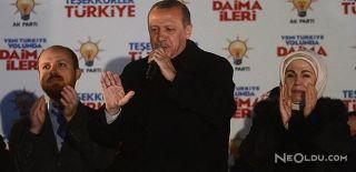 Liderlerden Erdoğan'a Tebrik Mesajları