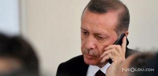 Erdoğan; Yıldırım, Bahçeli ve Destici'yi Aradı