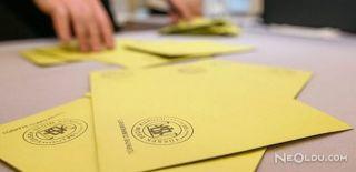 Referandumun Bölgelere Göre Oranları