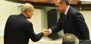MHP'den Açıklama: Evet İttifakı Devam Edecek