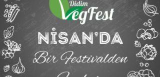 Türkiye'nin ilk Vegan Festivali Didim'de Yapılacak