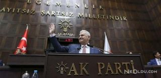 Başbakan AKP Grup Toplantısında Konuştu