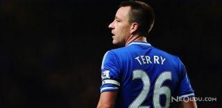 Terry'den Ayrılık Mesajı