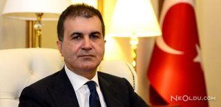 Ömer Çelik'ten AGİT'e Sert Eleştiri Geldi
