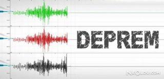 Şırnak Uludere'de Deprem