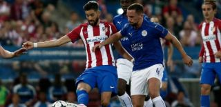 Leicester City - Atletico Madrid: 1-1
