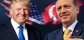 Trump'tan Erdoğan'a Önemli Mesaj