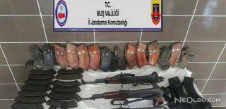 Muş'ta Terör Operasyonu Yapıldı