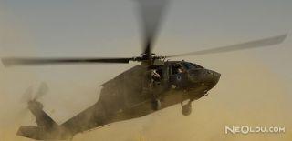 Hakkari'de Helikoptere Roketli Saldırı