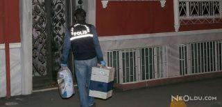 İstanbul Fatih'te Silahlı Soygun