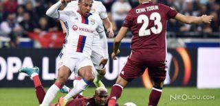 Beşiktaş Lyon'u Ağırlıyor