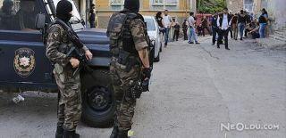 İstanbul'da DAEŞ Üyelerine Operasyon Yapıldı