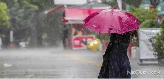 İstanbul'a Akşam Yağmur Bekleniyor