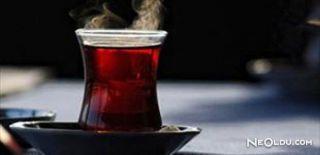 İnce Belli Bardakta Çay
