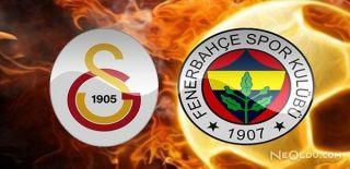 Galatasaray-Fenerbahçe Derbisi Nefes Kesecek