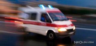 Kamyonet Yayalara Çarptı: 1 Ölü, 2 Yaralı