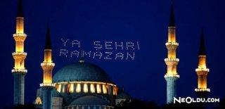 İstanbul'da Ramazanda Gidilmesi Gereken Camiler