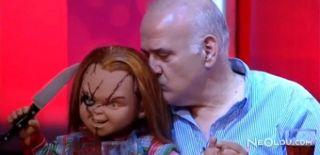 Ahmet Çakar ve Chucky Bebek Rekor Kırdı!