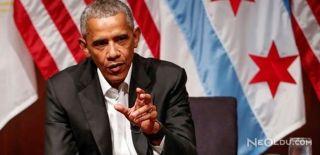 Obama Trump'ın Hamlesini Yanlış Buldu