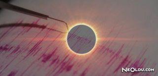 Güneş Tutulması ve Deprem İlişkisi