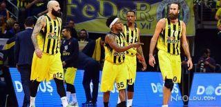 Darüşşafaka Doğuş-Fenerbahçe: 74-90