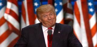 Trump'tan Medyaya Sert Eleştiri