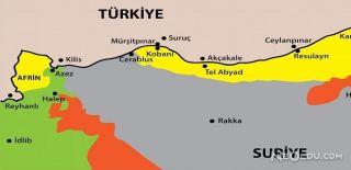 TSK Afrin'e Hava Saldırısı Düzenledi