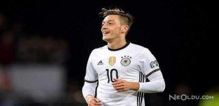 Alman Liderin Gündeminde Mesut Özil var