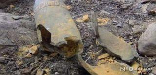 PYD Hatay'da Bir Karakola Havan Topu Attı
