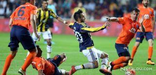 Başakşehir 2-2 Fenerbahçe