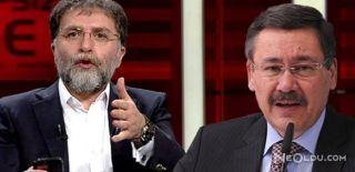 Ahmet Hakan'dan Melih Gökçek'e Mesaj...