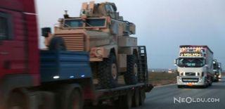 ABD'nin YPG'ye Ağır Silah Gönderimi Başladı!