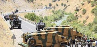 Hakkari'de 25 Giriş Noktası Kapatıldı