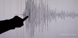 Kanada 6.2 Büyüklüğünde Depremle Sarsıldı