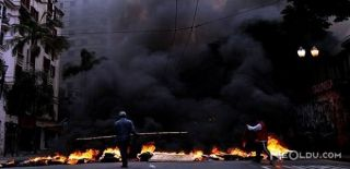 Brezilya'da Genel Grevde Çatışmalar Yaşandı