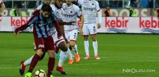 Trabzonspor'un Çıkışı Durdu