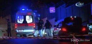 Sarıyer'de Aracı Durdurup Kurşun Yağdırdılar!