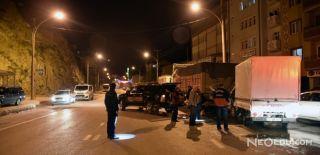 Gümüşhane'de Feci Kaza: 1 Yaralı