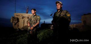 ABD Askerleri YPG ile Birlikte