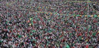 Diyarbakır'da Kutlu Doğum Haftası Etkinliği