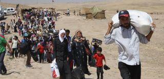 Filistinli Mülteciler Suriye'de Öldü!