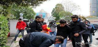 1 Mayıs: Taksim'de Gözaltılar Var