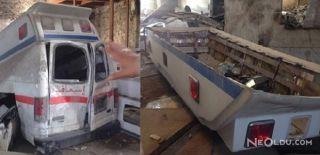 IŞİD'in Bombalı Ambulans Botları