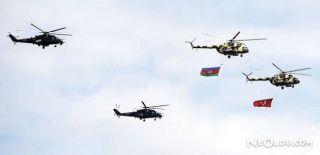 Türkiye-Azerbaycan Ortak Askeri Tatbikatı