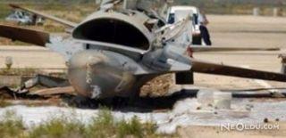 Kolombiya'da Askeri Uçak Düştü 8 Kişi Öldü
