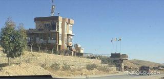 PKK, Sincar'daki Kamplarına Irak Bayrağı Astı