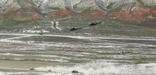 Türkiye İle Azerbaycan Askeri İş Birliği