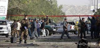 Kabil'deki NATO Konvoyuna Bombalı Saldırı