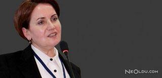 Meral Akşener Saadet Partisi'ne Gidiyor
