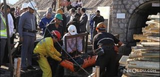 İran'da Maden Patlamasında 35 Kişi Öldü